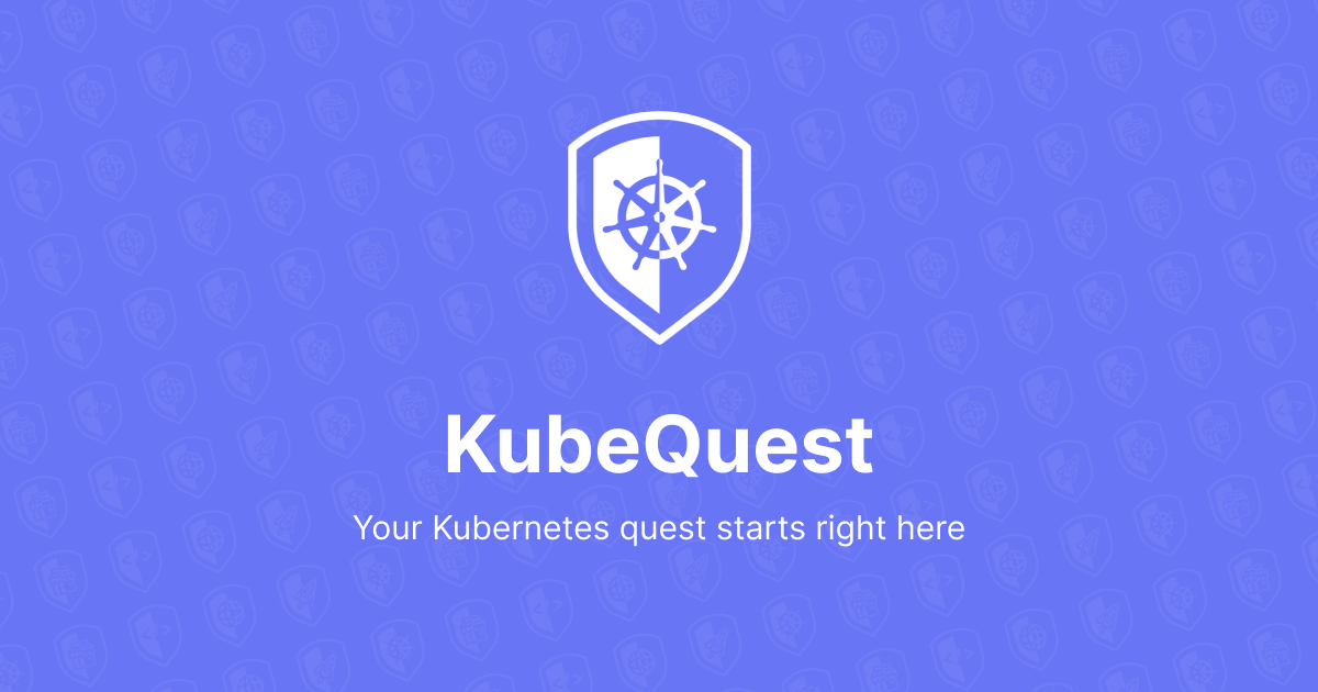 Introducing KubeQuest: The fastest way to learn the basics of Kubernetes on Civo thumbnail