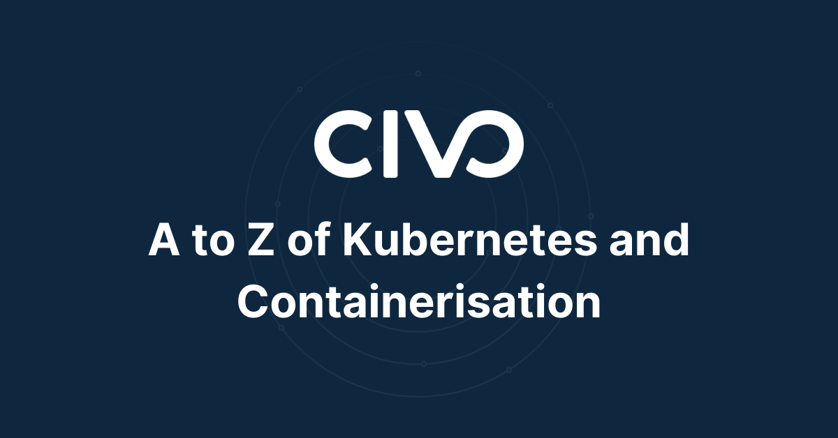 A to Z of Kubernetes and Containerization thumbnail