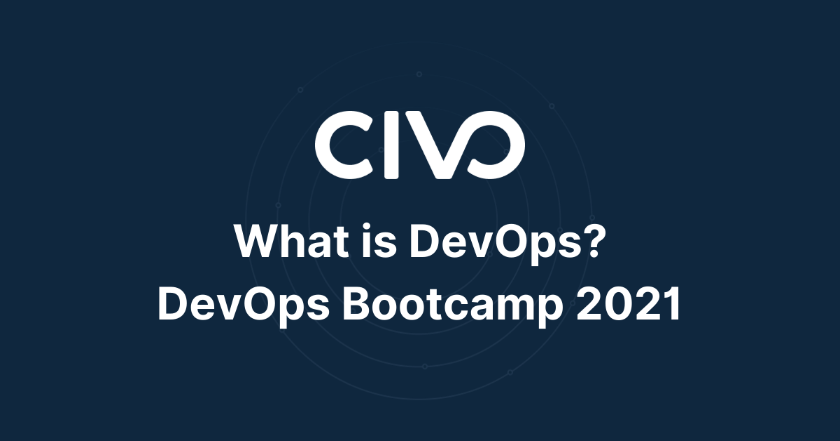 What is DevOps? - DevOps Bootcamp 2021 thumbnail