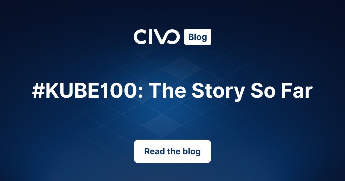 #KUBE100: The Story So Far thumbnail
