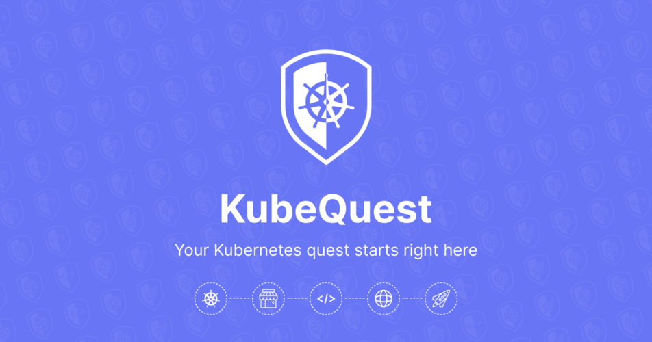 KubeQuest overview