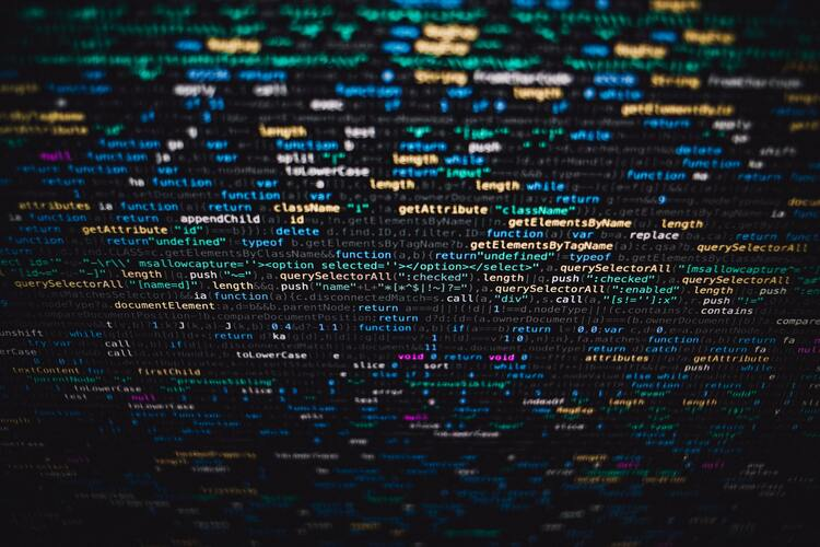 Lines of Code - by Markus Spiske on Unsplash
