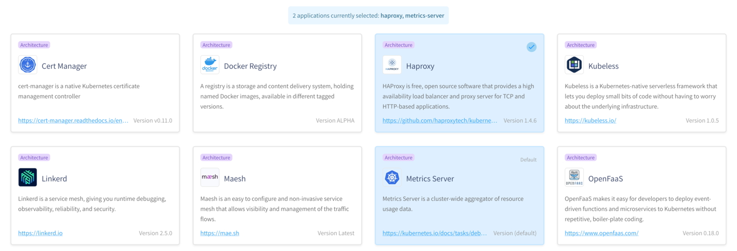 HAProxy in the Marketplace